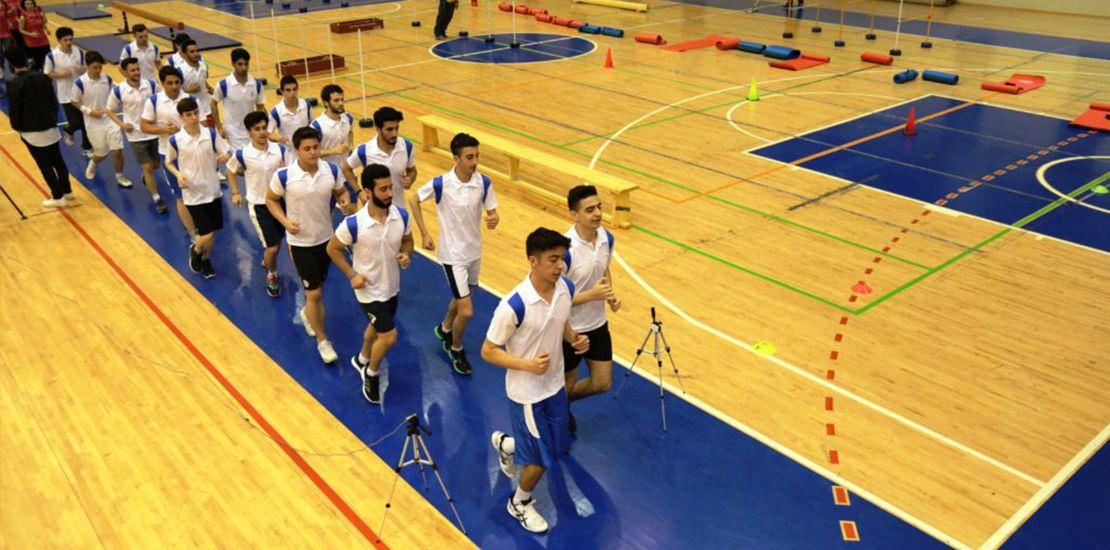 Spor Liselerine Hazırlık Kursu